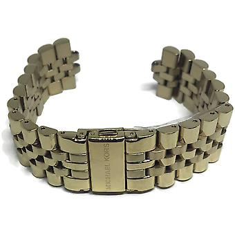 Authentic michael kors watch bracelet gold for mk8281