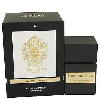 Tiziana Terenzi Laudano Nero par Tiziana Terenzi Extrait De Parfum Spray (Unisex) 3,4 oz/100 ml (femmes)