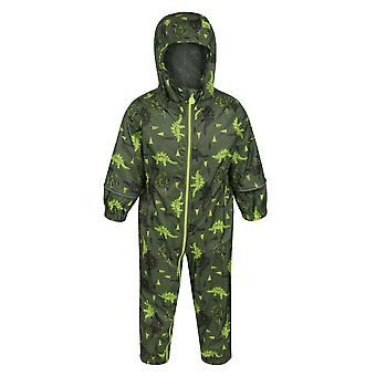 Regatta Boys Pobble Vattentät Andas Rainsuit Set