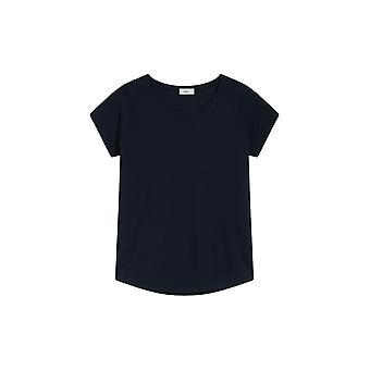 Closed C9533244r22568 Women's Blue Cotton T-shirt