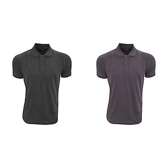 Regata Hardwear camicia di Coolweave Short Sleeve Polo