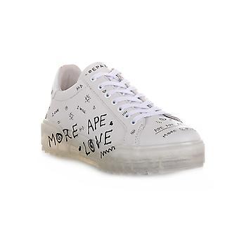 Apepazza whi snøret cupsole sneaker sneakers mode