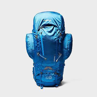 Uusi vango Sherpa 65 selkä reppu sininen
