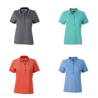 James and Nicholson Womens/Ladies Polo Top