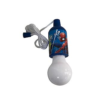 Lampa z liny Spiderman