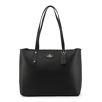Coach Original Women All Year Shopping Bag - Black Color 34551