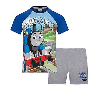 Thomas The Tank Engine & Friends Official Gift Baby Toddler Boys Short Pyjamas