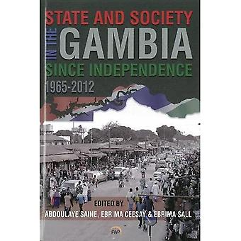 State and Society in the Gambia Since Independence