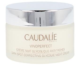 Caudalie Vinoperfect Crème Nuit Glycolique Anti-taches 50 Ml For Women