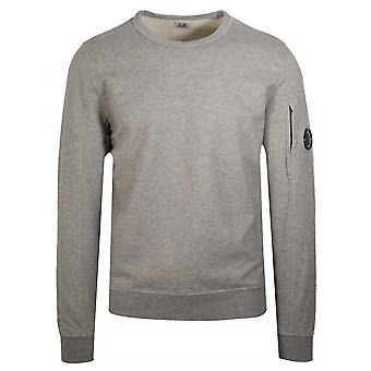 C.P. Company C.P Company Grey Lens Sweatshirt