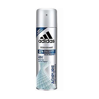 Spray Desodorante Adipure Adidas (150 ml)