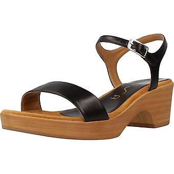 Unisa Sandals Irita 20 Kleur Zwart