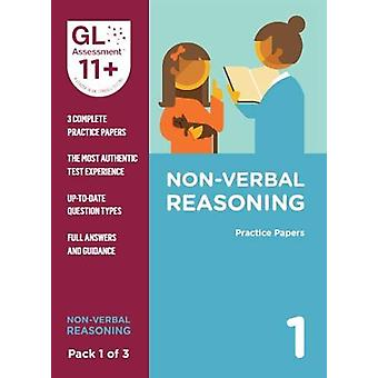 11+ Practice Papers Non-Verbal Reasoning Pack 1 (Multiple Choice) by