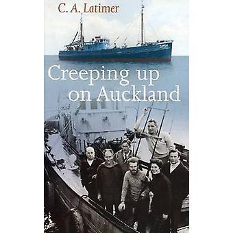 Schleicht sich auf Auckland von Courtenay-Latimer - 9780954706227 Buch