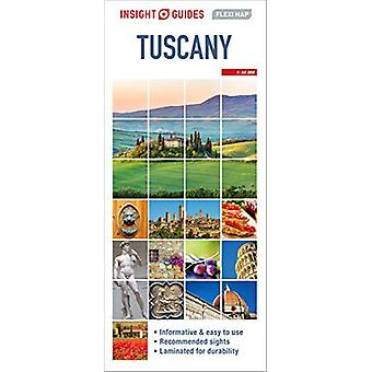 Insight Guides Flexi Map Tuscany by Insight Guides - 9781786718778 Bo