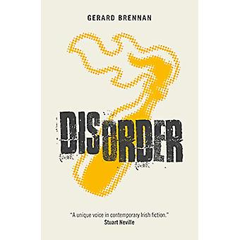 Disorder by Gerard Brennan - 9781999882204 Book