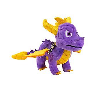 Resmi Spyro Dragon Anahtarlık Plushie