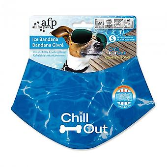 AFP Bandanas Refrescante Chill Out  M (Dogs , Collars, Leads and Harnesses , Accessories)