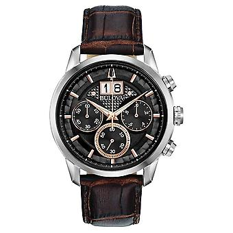 Bulova 96B311 Sutton Chronograph Men's Watch 44 mm