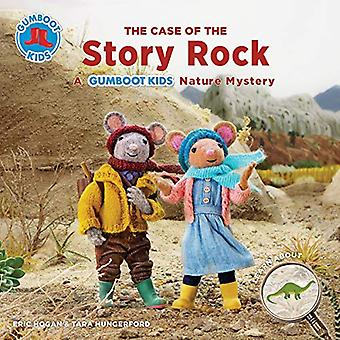The Case of the Story Rock by Eric Hogan - 9780228101918 Book