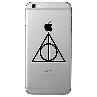 GNG Potter Deathly Hallows Symbol Phone decal Stickers