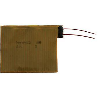 Thermo TECH Polyimid Värmefolie självhäftande 24 V DC, 24 V AC 18,8 W IP-klassning IPX4 (L x W) 100 mm x 75 mm