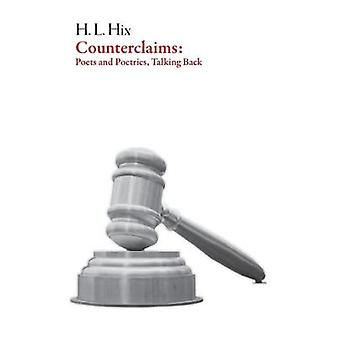 Counterclaims by Harvey Hix - 9781628973310 Book