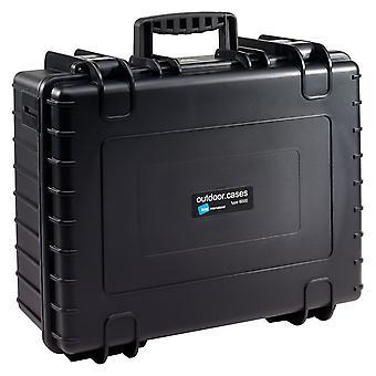 B&W Outdoor Case Type 6000, Blanc, Noir