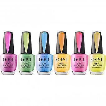 OPI Hidden Prism 2020 Summer Nail Polish Collection - (6 X 15ML)