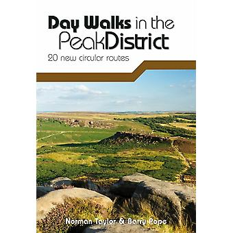 Day Walks in the Peak District by Norman Taylor