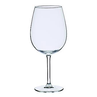 Vignoble Gläser Transparente Farbe in Glas, L8.5xP8.5xA21.5 cm