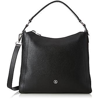 Bogner Leia - Donna Schwarz shoulder bags (Black) 14x30x37 cm (B x H T)