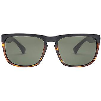 Electric California Knoxville Sunglasses - Darkside Tortoise Shell/Ohm Grey