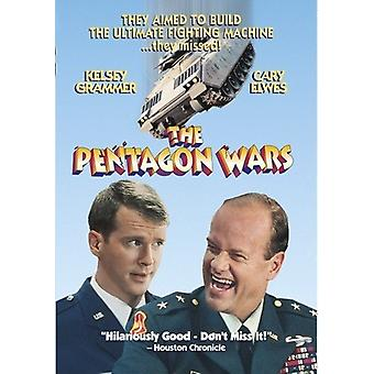Importer des Pentagon Wars [DVD] é.-u.