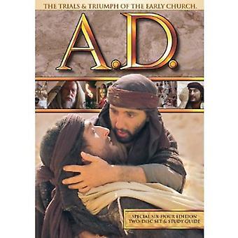 A.D. [DVD] USA import