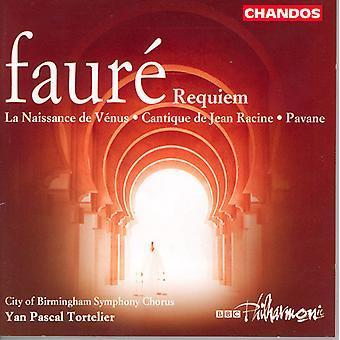 G. Faure - Faur: Requiem [CD] USA import