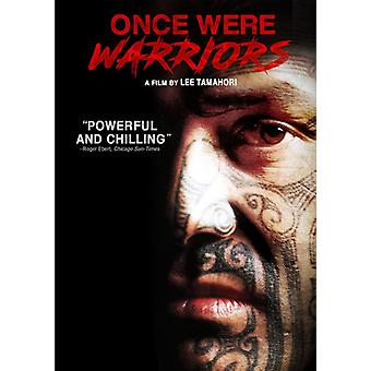 Once Were Warriors [DVD] USA import