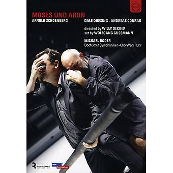 A. Schoenberg - Moses Und Aron From the Ruhrtr [DVD] USA import