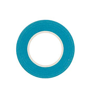 27.5m Floral Crepe Tape for Floristry Crafts - Turquoise