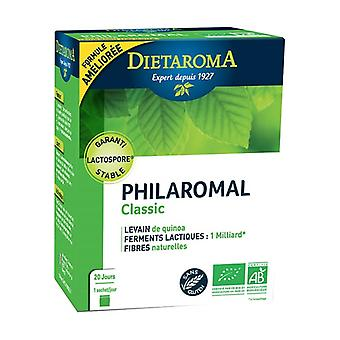 Philaromal classic 20 packets