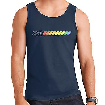 Atari Colour Logo Men's Vest