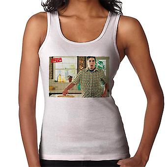 American Pie Jim Touches Pie Women's Vest