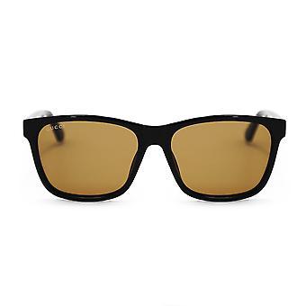غوتشي مربع النظارات الشمسية GG0746S 002 57