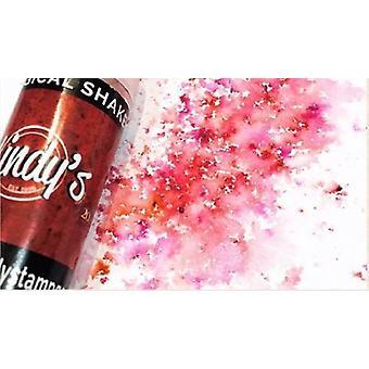 Lindy's Stamp Gang Cuckoo Ur Kardinal Magical Shaker