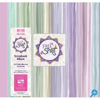 First Edition Free Spirit 12x12 Inch Album Stripes