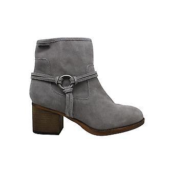 Bearpaw Women's Mica Boots (9.5 - M (Regular/Medium) - Gray Fog)