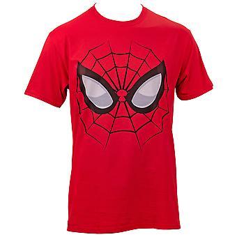 Amazing Spider-Man Face Miehet&s T-paita