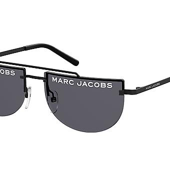 Marc Jacobs Marc 404/S 003/IR Matte Black/Grey Sunglasses