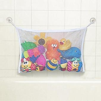 Mesh Net Portable Baby Bathroom Storage Bag