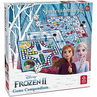 Cartamundi Disney Frozen 2 Spiele Kompendium